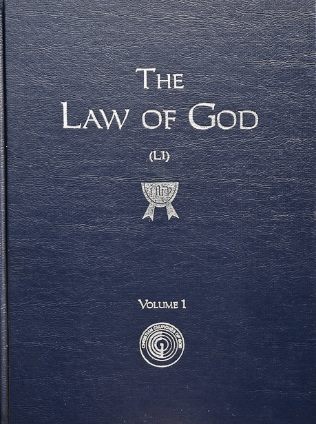 The Law of God: Volume 1